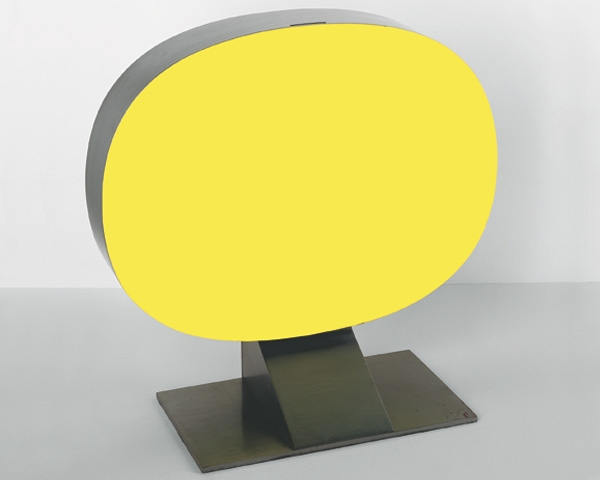 Spardose – leuchtgelb, 1994