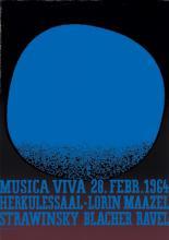 Konzert ›Musica viva‹ (28.2.1964)