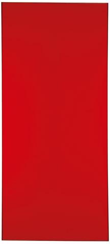 WV 655 676/73 (Sequenz Kalt Warm – Portrait der Farbe Red),1973